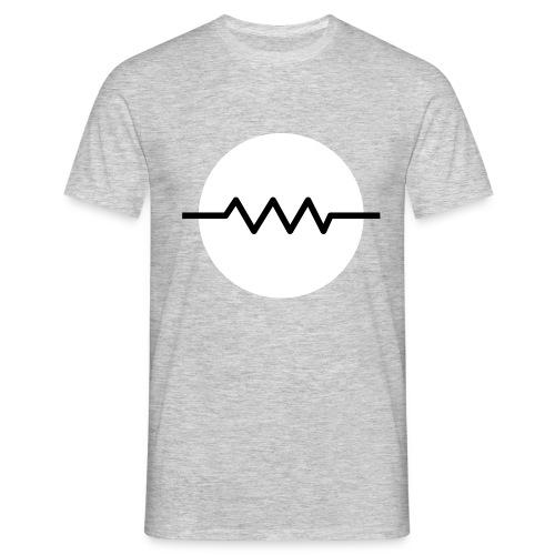 Material Resistor - Männer T-Shirt