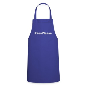 #YesPlease Apron - Cooking Apron