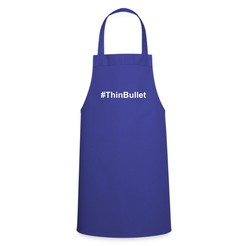 #ThinBullet Apron - Cooking Apron