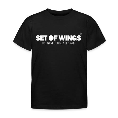 SET OF WINGS (Unisex) - Kids' T-Shirt