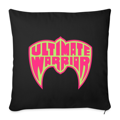 Ultimate Warrior Pillow Cover - Sofa pillowcase 17,3'' x 17,3'' (45 x 45 cm)