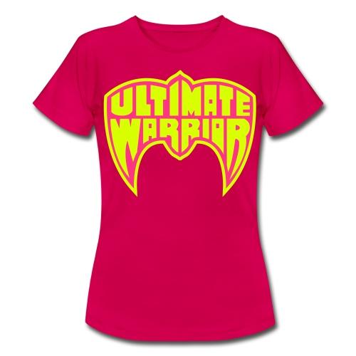 Ultimate Warrior Women's Logo Shirt - Women's T-Shirt