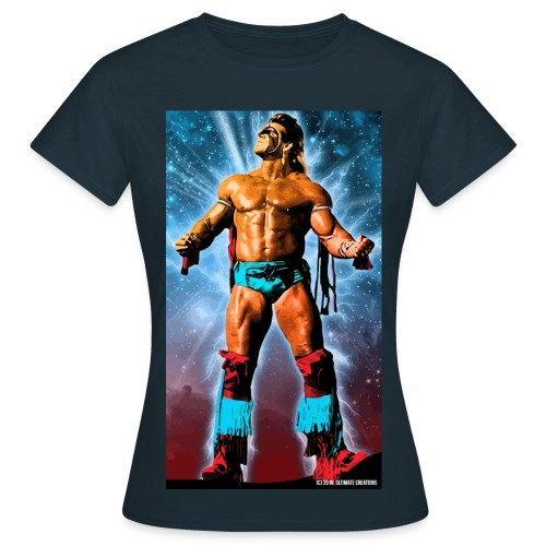 Ultimate Warrior Women's Immortal Shirt - Women's T-Shirt