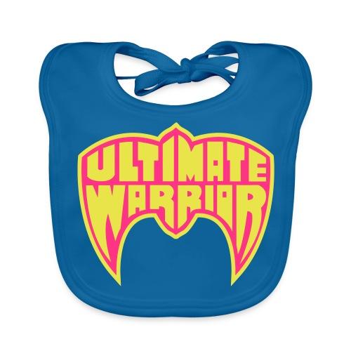 Ultimate Warrior Baby Bib - Baby Organic Bib