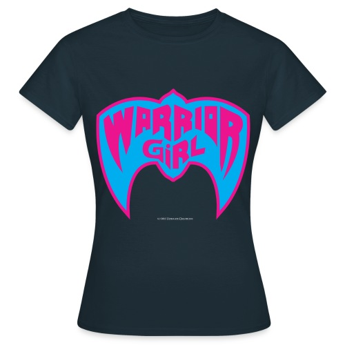 Ultimate Warrior Women's Warrior Girl Shirt - Women's T-Shirt