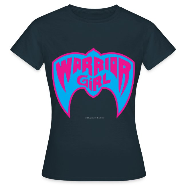 Ultimate Warrior Women's Warrior Girl Shirt