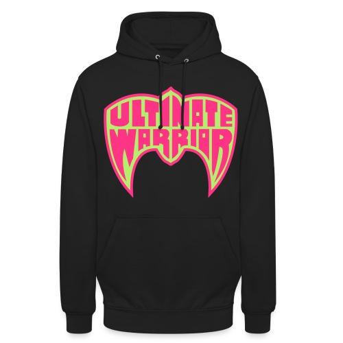 Ultimate Warrior Logo Hoodie - Unisex Hoodie
