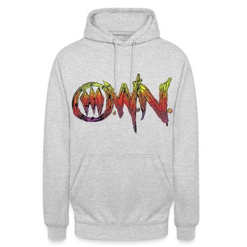 Ultimate Warrior O.W.N. Retro Hoodie - Unisex Hoodie
