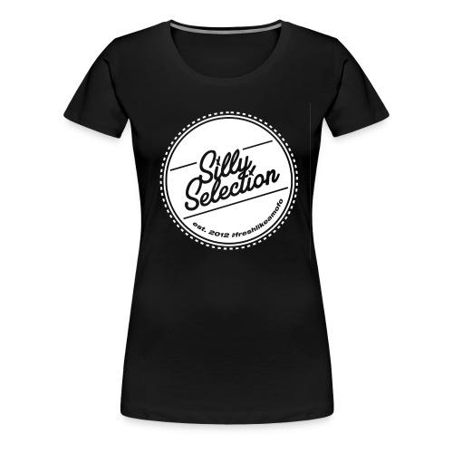 SILLY BASIC TEE DAM - Premium-T-shirt dam