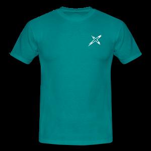 XtriME Basic Shirt BLUE - Männer T-Shirt