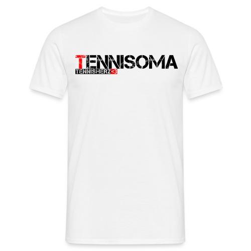 Männer T-Shirt Tennisoma - Männer T-Shirt