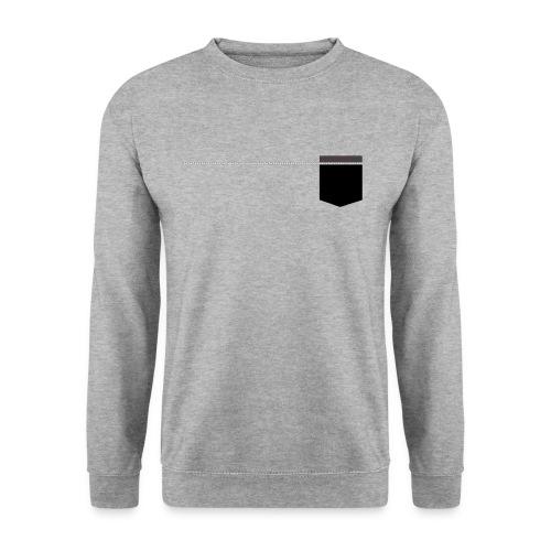 sweet-shirt poche imprimée - Sweat-shirt Homme