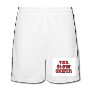 TheSlowSniper 2016/2017 Season Warm-Up Shorts - Men's Football shorts