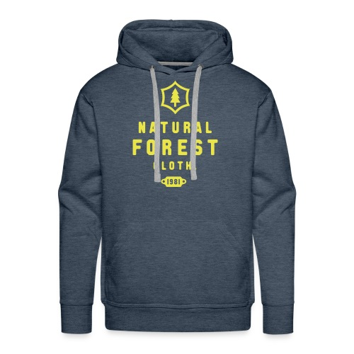 Natural Forest Clothing - Männer Premium Hoodie
