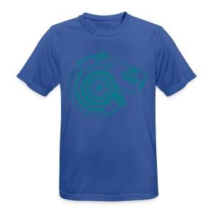 T-Shirt atmungsaktiv Kampagne 9³ Pilot, Turbo - Männer T-Shirt atmungsaktiv