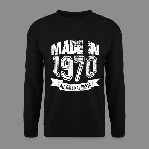 Made in 1970 - Sudadera hombre