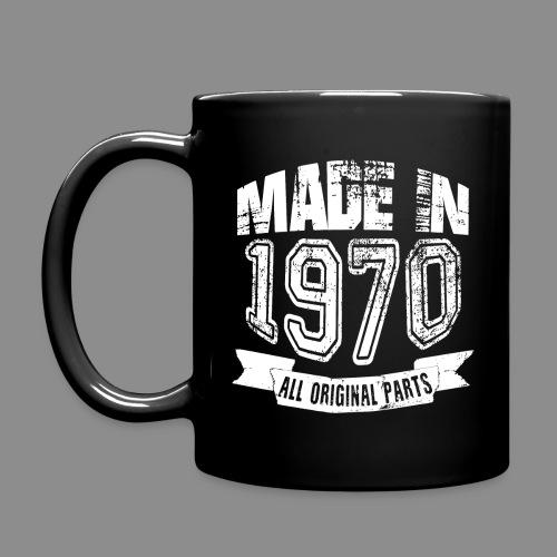 Made in 1970 - Taza de un color