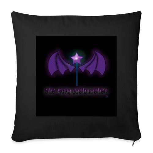 Fairy Gothmother Logo Pillow 2 - Sofa pillow cover 44 x 44 cm
