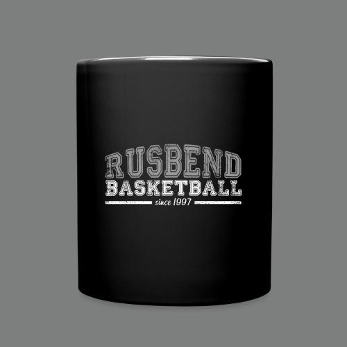 Rusbend Basketball Tasse - Tasse einfarbig