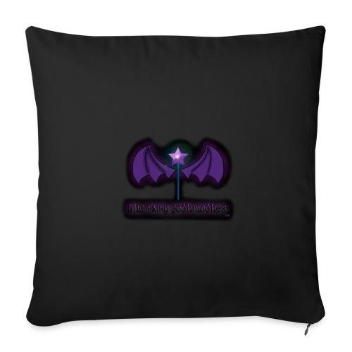Fairy Gothmother Logo Pillow - Sofa pillow cover 44 x 44 cm