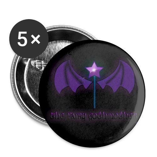 Logo button 2 - Buttons medium 32 mm
