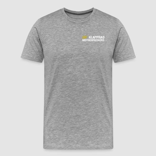 20 Klapprad Motherfuckers KC - Männer Premium T-Shirt