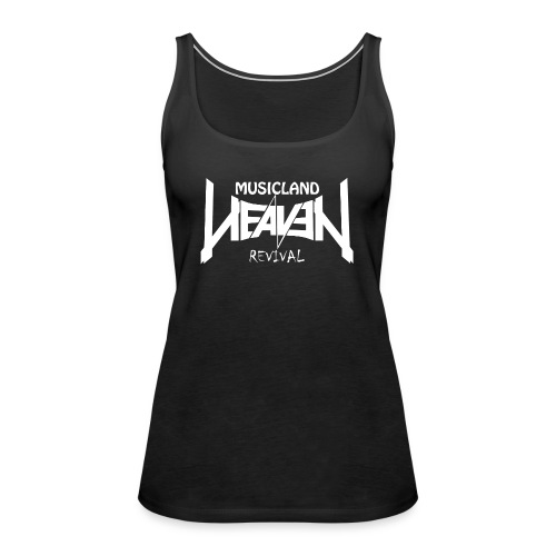 Heaven Revival Tank Top *black edition* - Frauen Premium Tank Top