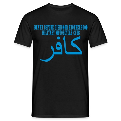Proud Infidel - Men's T-Shirt