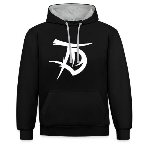 Team Dynamix contrast hoodie - Contrast hoodie