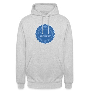 School of Archery - South Korea - Unisex Hoodie