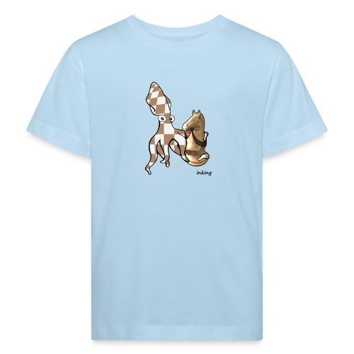 Bio Tshirt ChesSquid KID - T-shirt bio Enfant