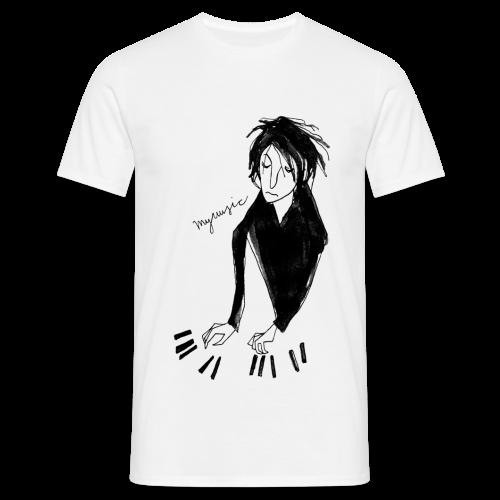Myuusic ♂ - Men's T-Shirt