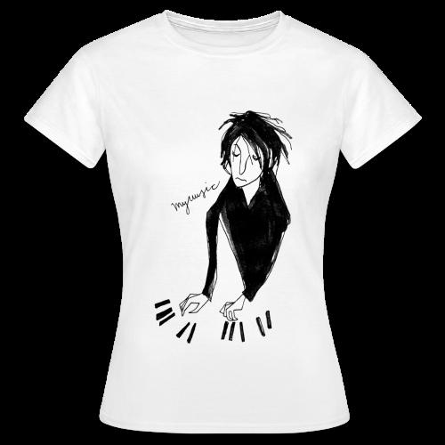 Myuusic ♀ - Women's T-Shirt