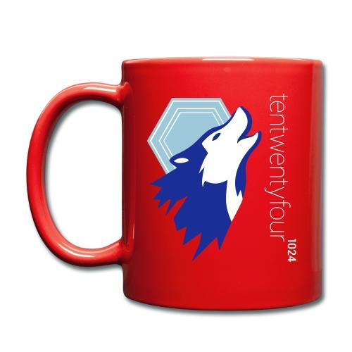 1024 Coffee Mug - Tasse einfarbig