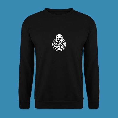 ShellZz Black - Crewneck - Men's Sweatshirt