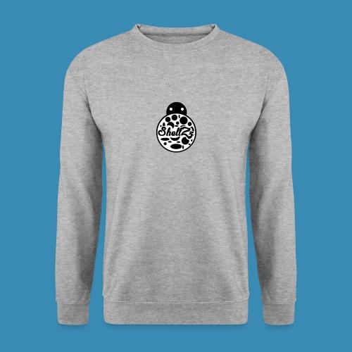 ShellZz White - Crewneck - Men's Sweatshirt
