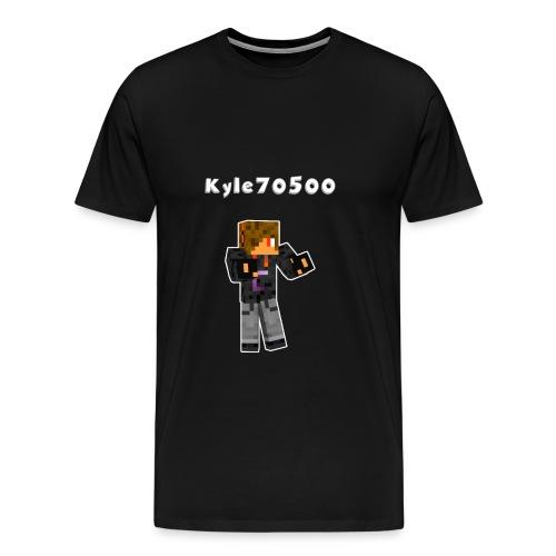 Tee-shirt kyle70500 - T-shirt Premium Homme