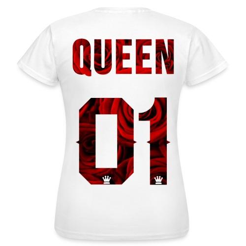 Queen T-Shirt-Valentinstag special - Frauen T-Shirt
