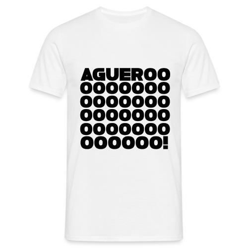 Agueroooo! Men's Shirt - Men's T-Shirt