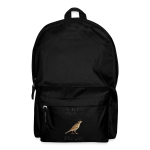Philadelphia School of Bird Law - Backpack