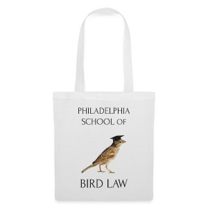 Philadelphia School of Bird Law - Tote Bag