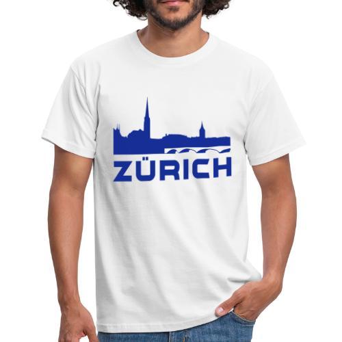 Zürich T-Shirts - Männer T-Shirt