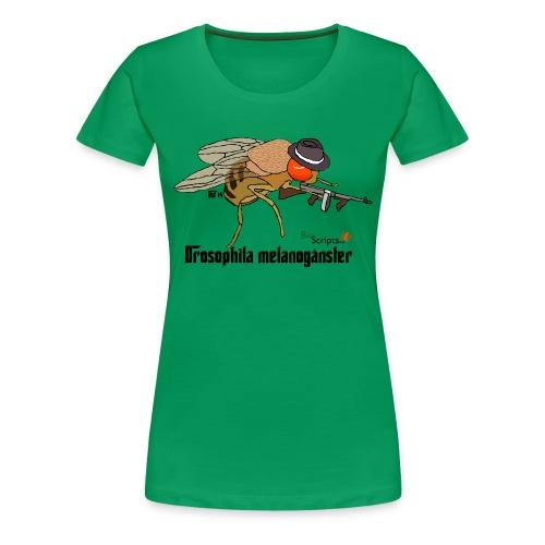 Drosophila melanoganster - Camiseta premium mujer