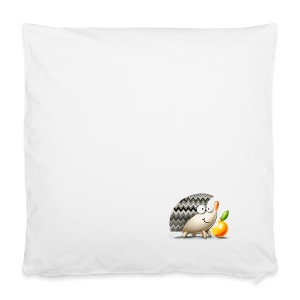 Funny Yummy Hedgehog Pillowcase - Pillowcase 40 x 40 cm