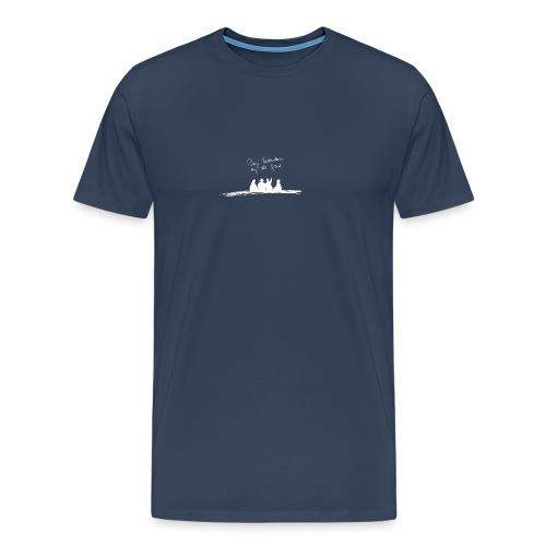 schulz aktiv reisen - Logo Shirt 2016 - Männer Premium T-Shirt