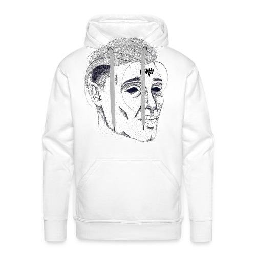 lukass hoodie - Sweat-shirt à capuche Premium pour hommes
