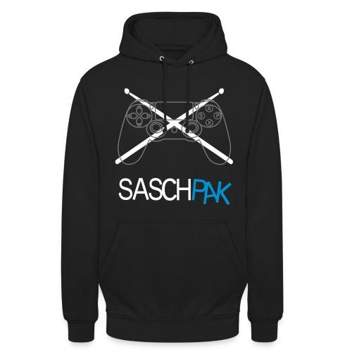 Saschpak Hoodie (Unisex) Black - Unisex Hoodie