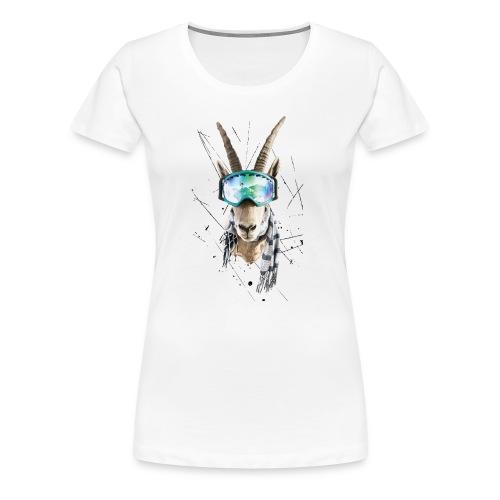 Bock auf Powern! - Frauen Premium T-Shirt