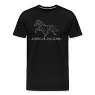 T-Shirts ~ Männer Premium T-Shirt ~ Geometric Herrenshirt