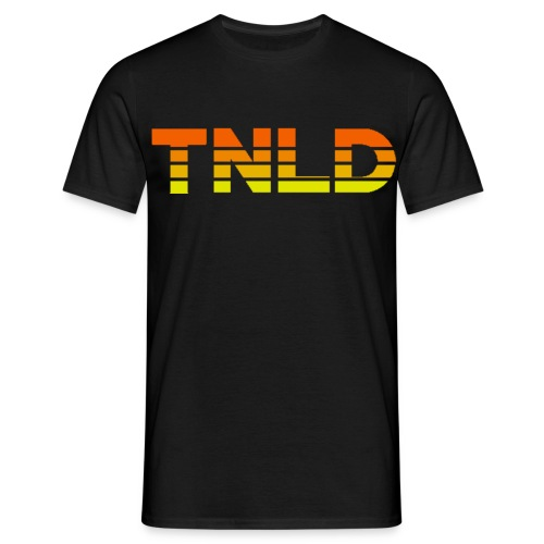 TNLD ORIGINALS - Orange to Yellow - Men's T-Shirt